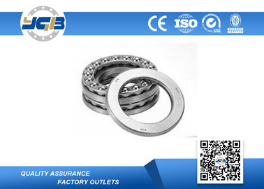 SKF 51100 Axial Ball Thrust Bearing Single Row Kecepatan Tinggi 10 X 24 X 9mm
